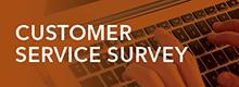 OVPR Customer Service Survey Button