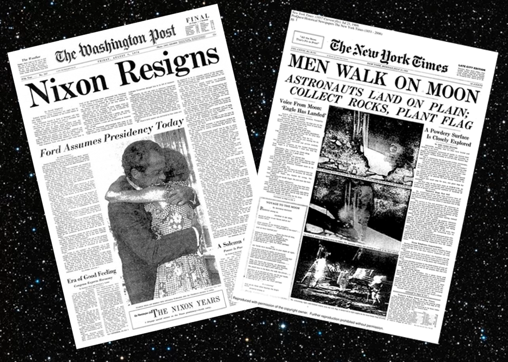 The New York Times and Washington Post