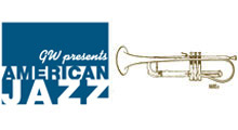 GW Presents American Jazz Logo