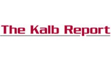 The Kalb Report Logo