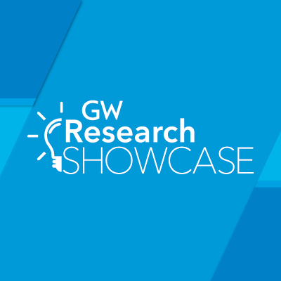 GW Research Showcase Logo