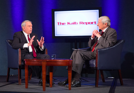 Dan Rather on The Kalb Report