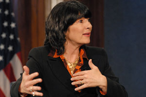 Covering the World: A Conversation with Christiane Amanpour