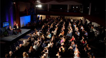 The Kalb Report audience