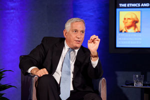 An Evening with Journalist and Biographer Walter Isaacson on Leadership and Genius