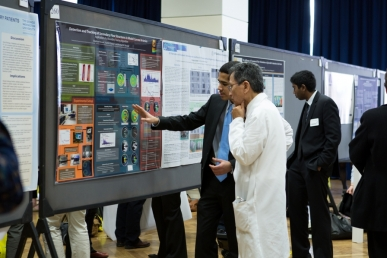 Biomedical Engineering Student Presents Research to GW Faculty, 2013