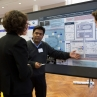 Postdoctoral student shares his research on Research Day 2, 2013